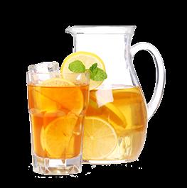 Napoje herbaciane gotowe do spożycia