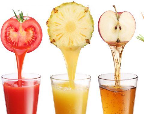 Idea 5 porcji warzyw, owoców lub soku